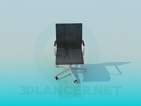 3d model Chair for the office - preview