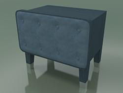 Bedside table (51, Blue)