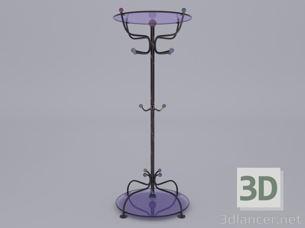 3d model Floor hanger - preview