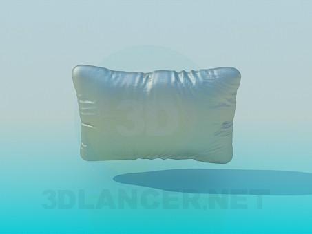 descarga gratuita de 3D modelado modelo almohada