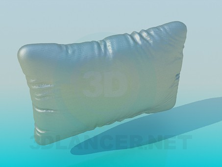 3d model Pillow - preview