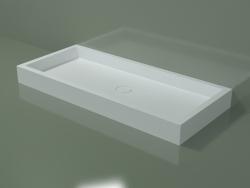 Shower tray Alto (30UA0113, Glacier White C01, 160x70 cm)