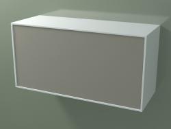 Cassetto (8AUDCA03, Glacier White C01, HPL P04, L 96, P 36, H 48 cm)