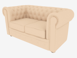 Sofa 5 Chester (Double)