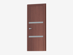 Interroom door (47.30 silver mat)