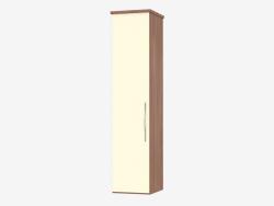 Modular one-door cabinet 9 (55,4х235,9х62)