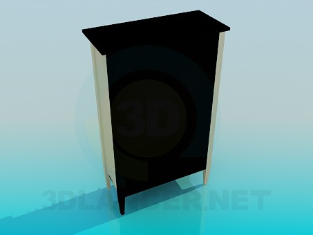 3d model Highboy - preview