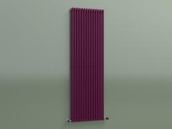 Radiatore verticale ARPA 2 (1520 14EL, Purple trafic)