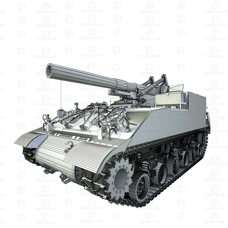 3d самохідна установка М40 43 модель купити - зображення