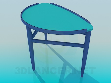 3d model Side Table - preview