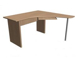 Mesas de ordenador esquina 26S641