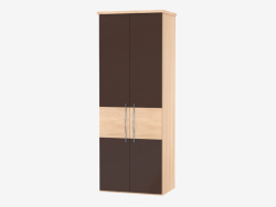 Modular two-door cabinet 1 (90,6х235,9х62)