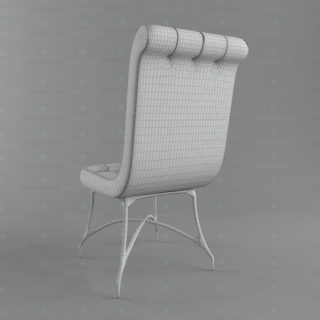 3d Chair model buy - render