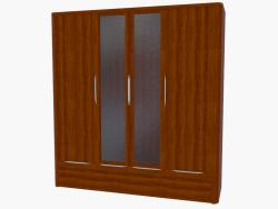 Шкаф гардеробный (5895-46)