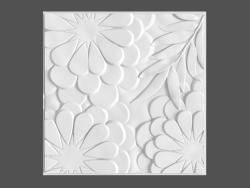 Pannello 3D Flora
