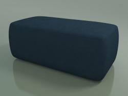 Pouf doppio 3018 (110 x 55 cm)