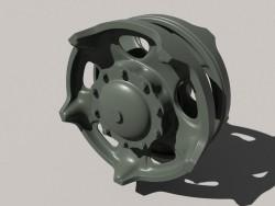 Idler wheel t-72-90