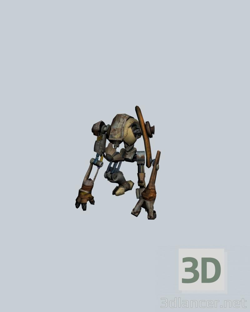 3d model DOG half_life_2_models - preview
