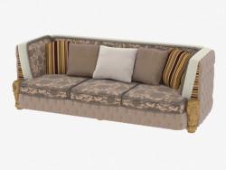 canapé triple classique