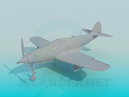 3d model Aircraft of the WW2 - preview