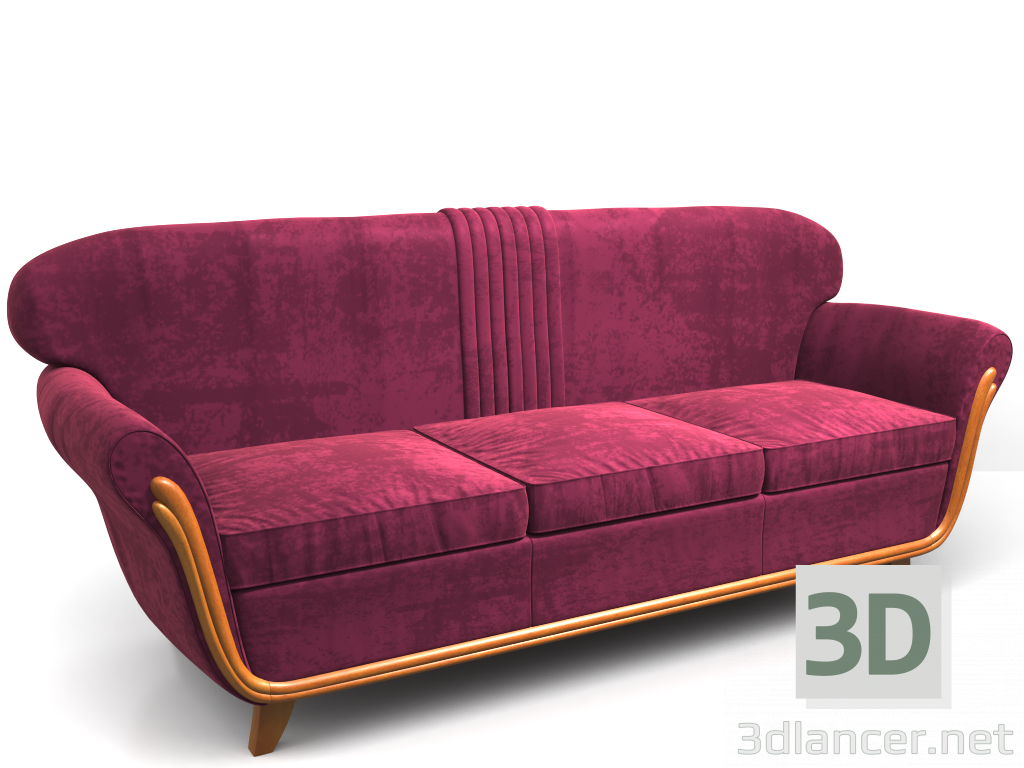Entzuckend 3d Sofa Doris Leslie Blau LLC   1stdibs 1930u0027s19 Model Buy   Render