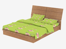 Double bed (cr 39)