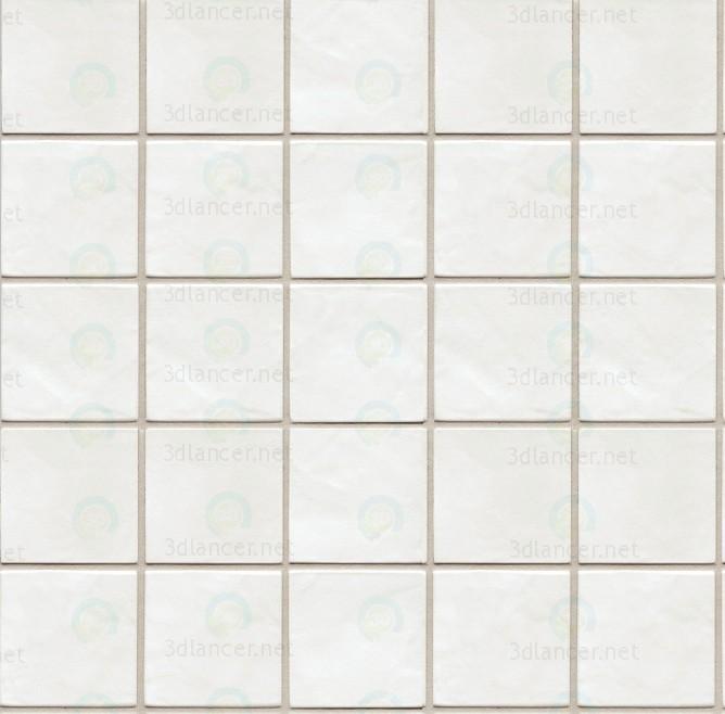 Descarga gratuita de textura Azulejo blanco - imagen