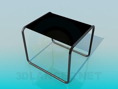 3D Modell Stuhl - Vorschau