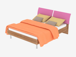 Double bed (cr 27)
