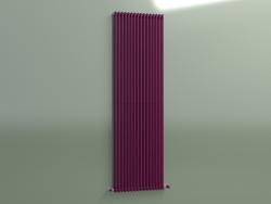 Radiatore verticale ARPA 2 (1820 16EL, Purple trafic)