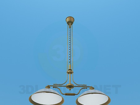 3d model High lamp - preview