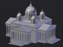 Arzamas. Cathédrale de la Résurrection