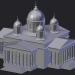 3d model Arzamas. Resurrection Cathedral - preview