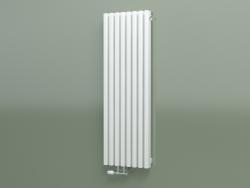 Radiatore verticale RETTA (8 sezioni 1200 mm 60x30, bianco opaco)
