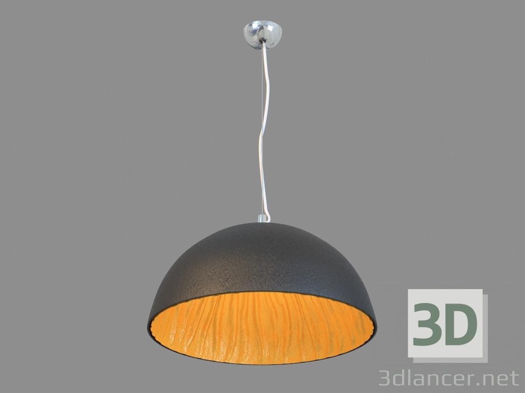 3d model suspension light a8149sp 1go manufacturer arte for Suspension a 3 lampes