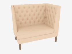 Sofa 42 Chute (corner)