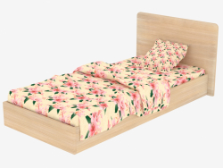 बच्चों का बिस्तर (डी 22)