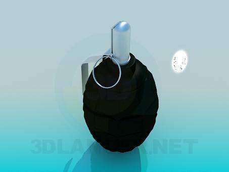 modelo 3D Granada - escuchar