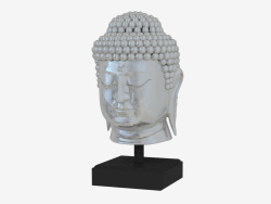 Statuette of Buddha Javanese S (28 x 24 x H 55 cm)