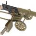 3 डी मॉडल मैक्सिम मशीन गन - पूर्वावलोकन