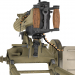 3d model Maxim machine gun - preview