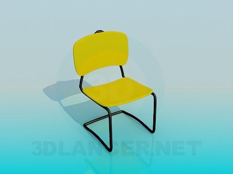 descarga gratuita de 3D modelado modelo Silla de oficina