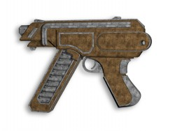"Submachine gun ""Wasp"""