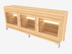 Three-section buffet (150-21-3)
