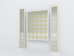 Decorative Mirror Panels