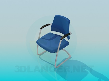 3d model Stools without back legs - preview