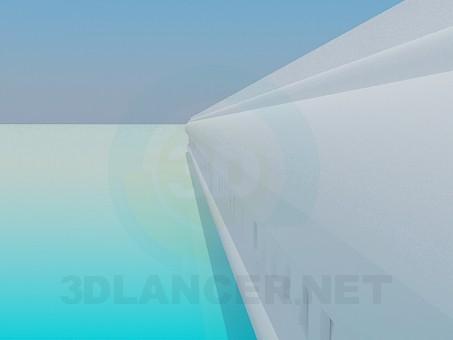 modelo 3D Marcos hechos de yeso - escuchar