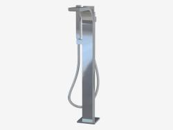 Отдельно стоящий смеситель для ванной с носиком и ручным душем Si (SI2085)