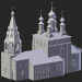 3d model Ryazan. Epiphany Church - preview