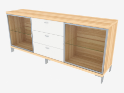 Three-section buffet (150-27-2)